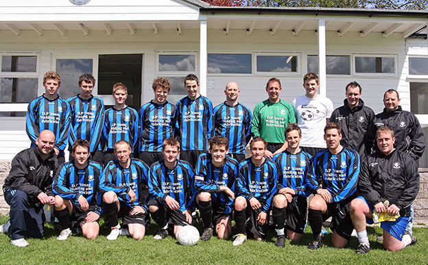 Youlgrave Football Club May 2010