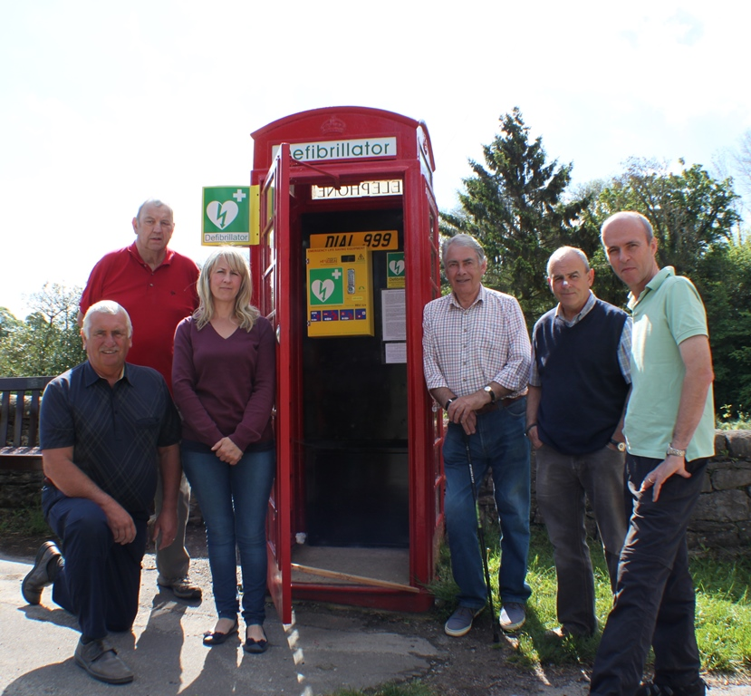 Councillors give new life to ex-BT Phone Box