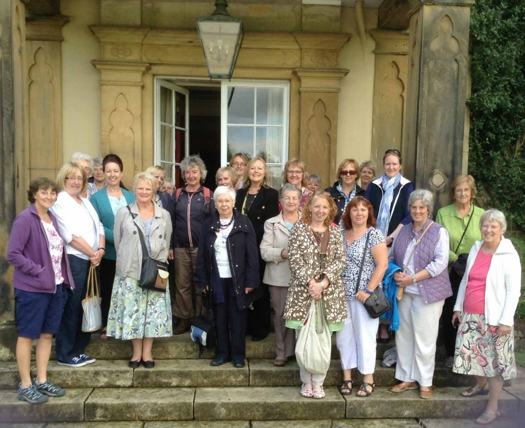WI at Renishaw Hall low res